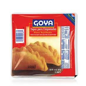 where to find empanada wrappers goya 174 puff pastry dough for turnovers cooking ideas pastries and empanadas