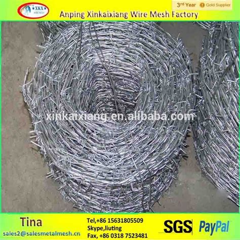 6 wire for sale galvanized barbed wire for sale barbed wire manufacturers