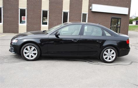 2010 Audi A4 2 0 T 0 60 Used 2010 Audi A4 Quattro 2 0t For Sale In Nb