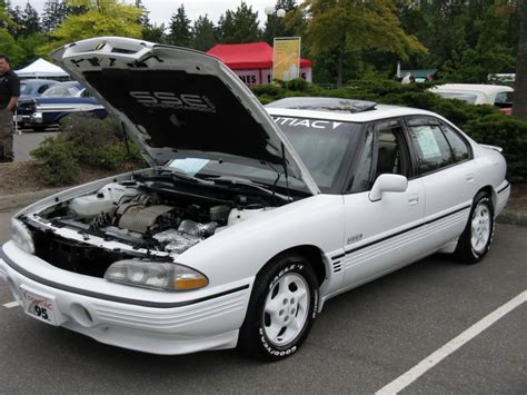 1995 pontiac bonneville ii pictures information and specs auto database com
