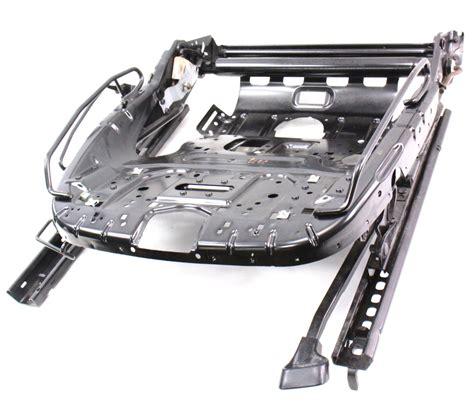 car seat frame materials rh front seat base frame track slider metal skeleton 06 08