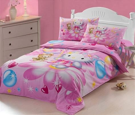 hello kitty twin bed set mickey mouse king size bedding pink hello kitty comforter