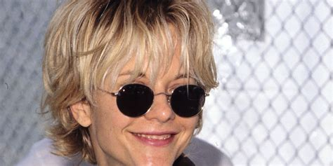 Meg Ryan's Haircut Was As Iconic As 'The Rachel'
