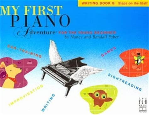 My First Piano Adventure Writing Book B Taylors Music