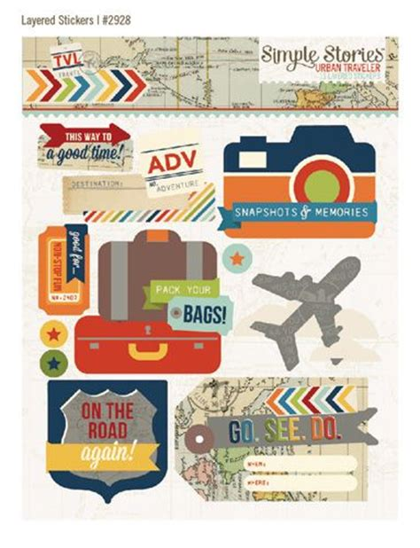 printable travel stickers 114 best stickers travel images on pinterest free