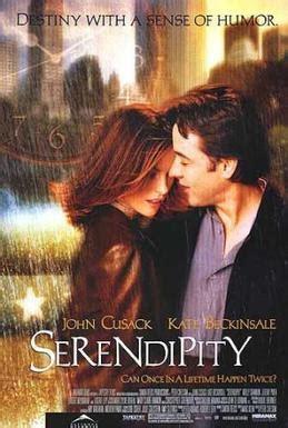 romantic comedy film wikipedia serendipity film wikipedia