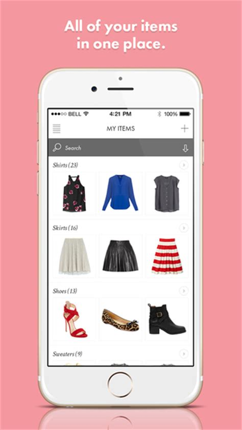 these awesome apps will organize your wardobe my fashion