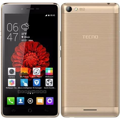 Tecno L8 Specifications, Features And Price