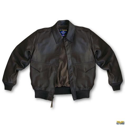Jaket Boomber Jaket Pilot Series horsehide leather jacket bomber a 2