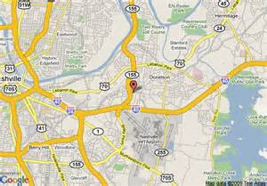 map of baymont nashville briley parkway nashville