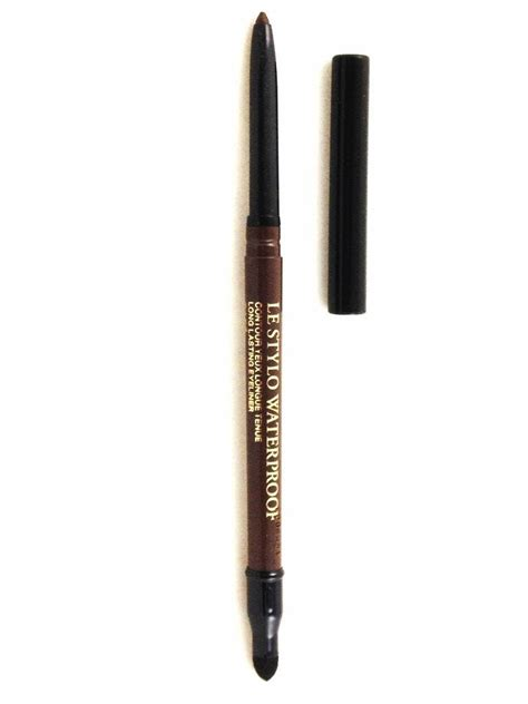 Top La Tulipe Waterproof Eyeliner lancome le stylo waterproof lasting eyeliner 0 01oz 0 28g ebay