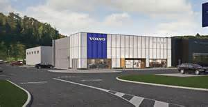 Volvo Dealerships In Pa Bobby Rahal Automotive Selects Building For