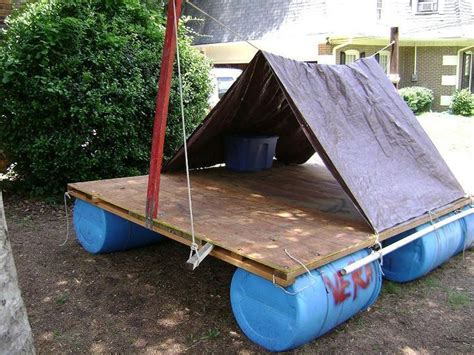 how to build a homemade boat 17 best images about homemade raft on pinterest homemade