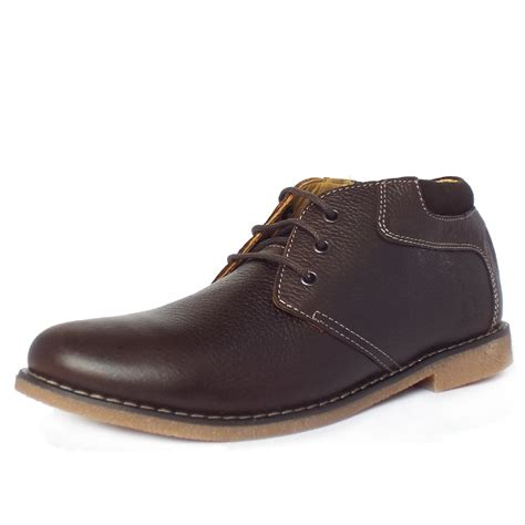 chatham marine tor s desert boots in brown