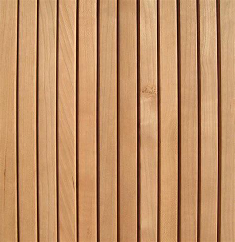 Thin Wainscoting Panels Flat Tambour Cherry Woodwaves