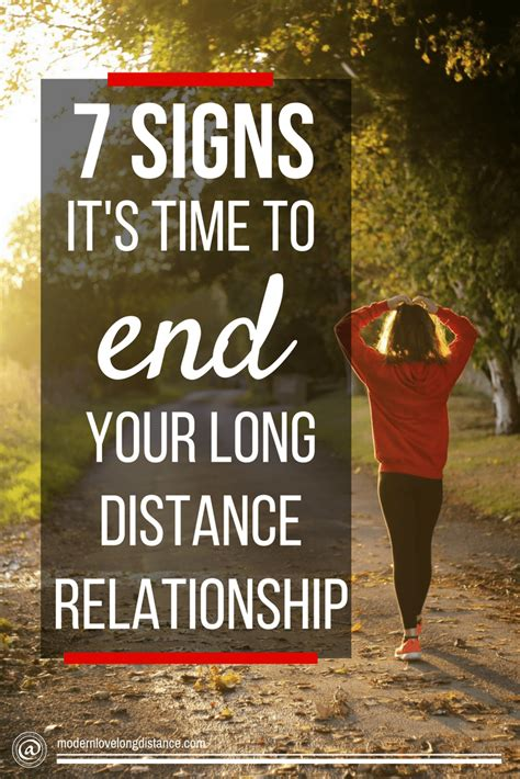 modern love long distance long distance relationships 7 signs you should probably end your long distance
