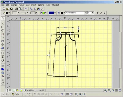 2d sketch software powerdraw freeware en chip eu