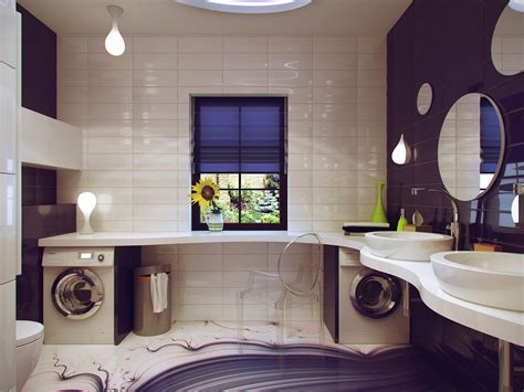 gestaltung badezimmer small bathroom design
