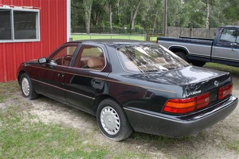 auto air conditioning repair 1990 lexus ls auto manual 1990 lexus ls 400 4dr sedan in williston fl classic car barn