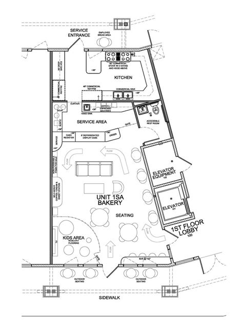 restaurant floor plan with dimensions restaurant floor plan with dimensions gallery of getting