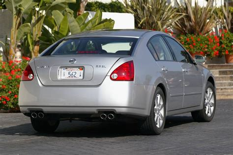 2006 Nissan Maxima Se by 2006 Nissan Maxima Se Picture 41247 Car Review Top Speed