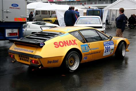 renault alpine a310 rally renault alpine a310 race car classic cars pinterest