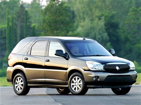 blue book value for used cars 2004 buick rainier electronic valve timing most fuel efficient suvs of 2004 kelley blue book