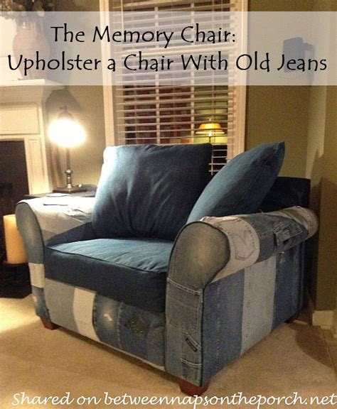Upholster A Chair by Denim Do A Where You Ll Find Inspiration For