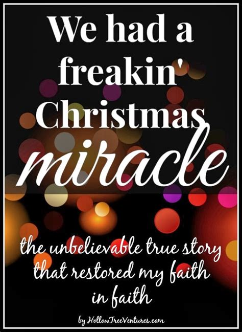 images of christmas miracles miracle quotes funny quotesgram