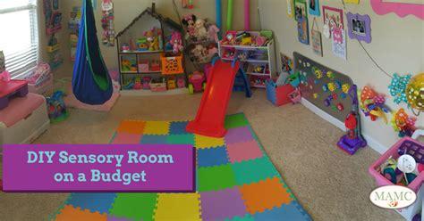 Diy Sensory Room On A Budget My Atlanta Moms Club Autism Ideas