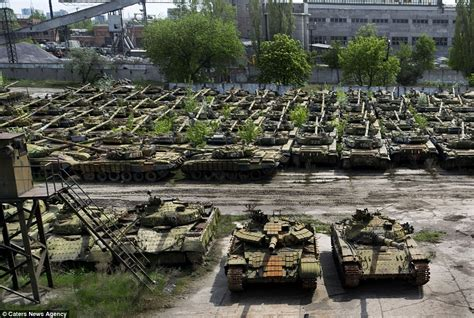 Abandoned Places In Usa by Ukraine S Abandoned Tank Graveyard Could Be Needed If