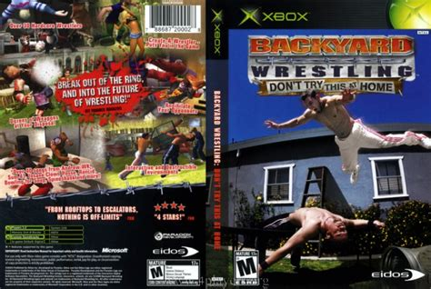 backyard wrestling 171 iso 4players games direct download