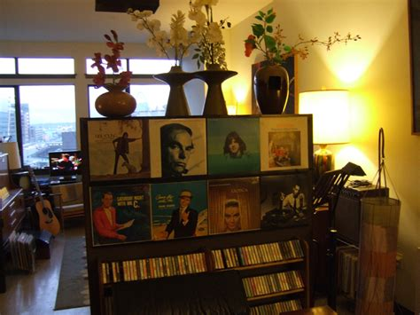 vinyl record room decor image gallery records on walls