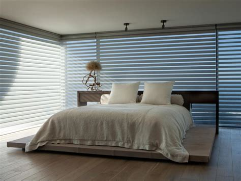 bedroom window blinds 20 dreamy window treatments for the bedroom hgtv