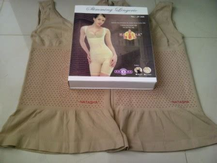 Monalisa Slimming Suit Hitam slimming suit kozuii korset pelangsing inframerah