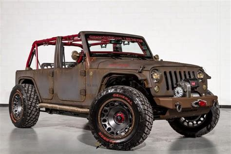Jeep Wrangler Unlimited Custom Stuff Wednesday Custom G Class H1 Limo Custom