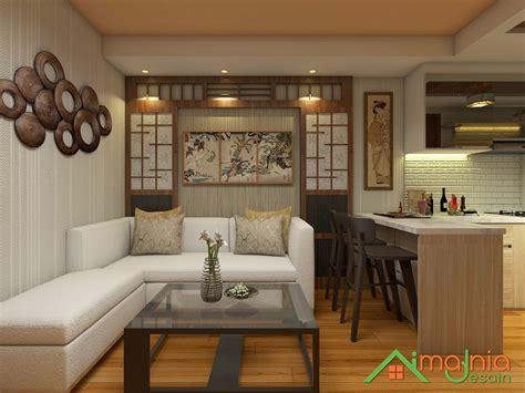 Desain Interior Apartemen desain 3d interior apartemen oasis jakarta portofolio