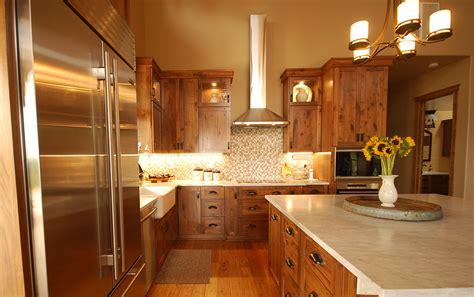 100  [ Knotty Pine Kitchen Cabinets ]   New Kitchen