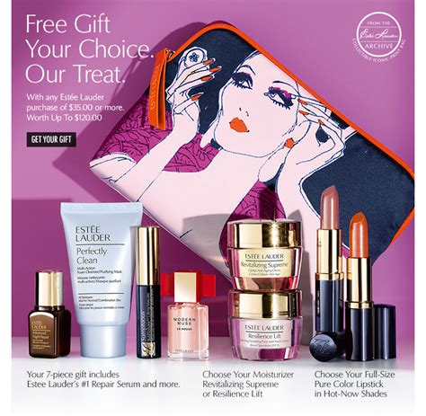 Where Can I Use My Macy S Gift Card - est 233 e lauder now at macy s free gift your choice our treat milled