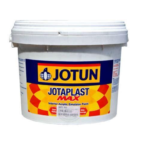 Interior Paints For Home jotun paint jotaplast max white 18l