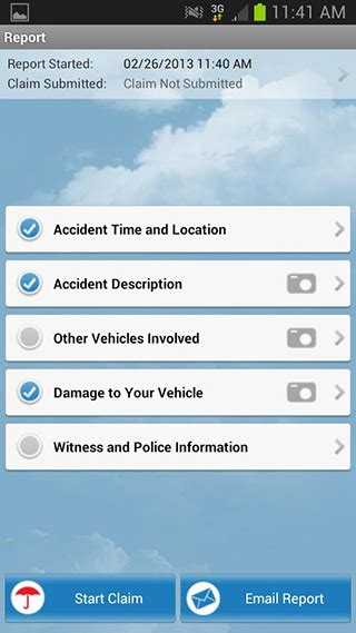 Travelers Auto Insurance Claims by Travelers Auto Help Mobile App Review Complaints