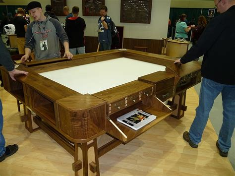 gaming table plans pin by berry on table plans