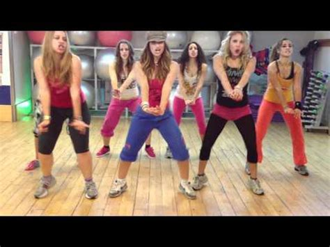 zumba swing song zumba with salo hip hop quot shawty got moves quot vidoemo