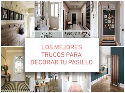 decorar pasillos con estanterias trucos para decoraci 243 n de pasillos 2018 actualizado en