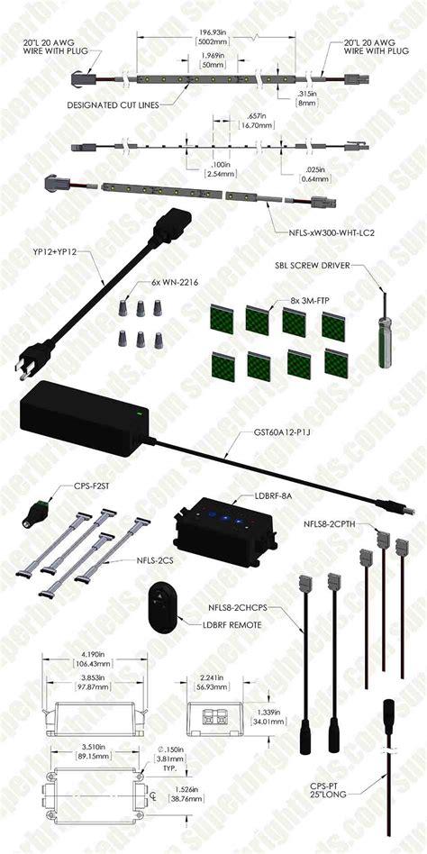 kitchen cabinet lighting wiring diagram wiring