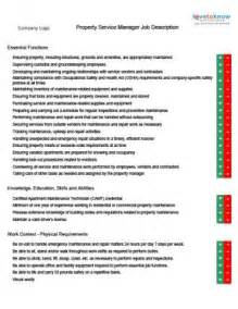 Residential Property Manager Description by My Subway Career 3 E World 2015