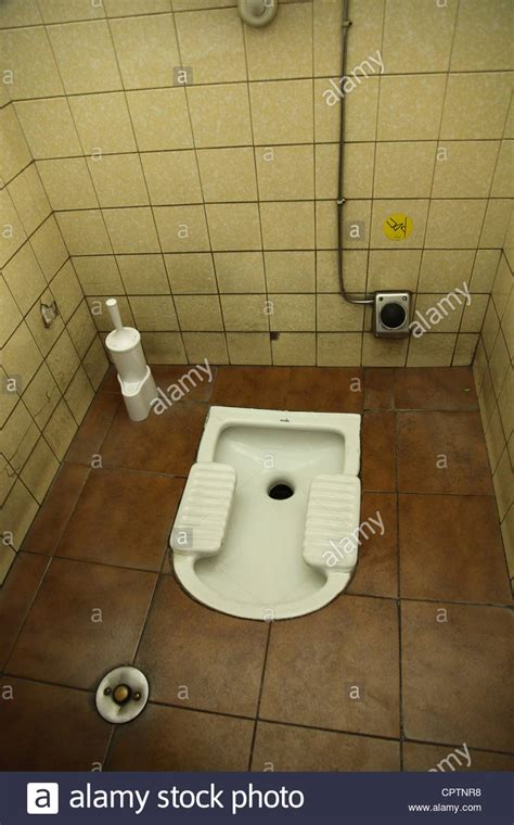 what does wc stand for bathroom a stand up toilet in italy stock photo royalty free image