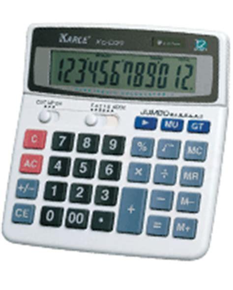 Kalkulator Citizen 8780 supplier stationery alat tulis kantor calculator