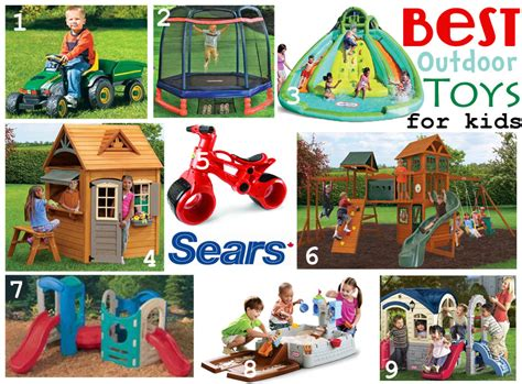 best outdoor toys for kids toy outdoor play and