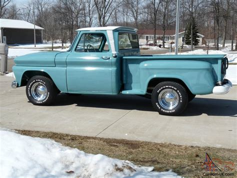 short bed truck cer 1965 chevrolet short bed step side truck not 62 63 64